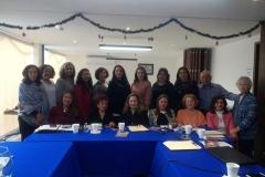 Reunión del Consejo Directivo General del Comité de Damas de la AIMMGM