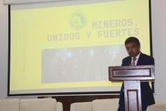 El Ing. Almazán presentó su planilla para contender en las elecciones  del CDN de la AIMMGM