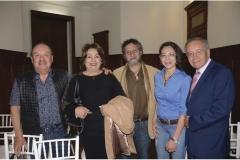 Asistentes a la reunión del Distrito México