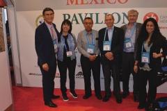 Coctel ofrecido por la Delegación Mexicana